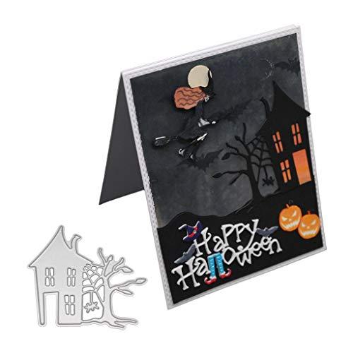 nzschablone DIY Scrapbooking Prägung Papier Karten Home Decor ()