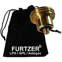 LPG Autogas Tankadapter ACME Gasflasche Campingflasche