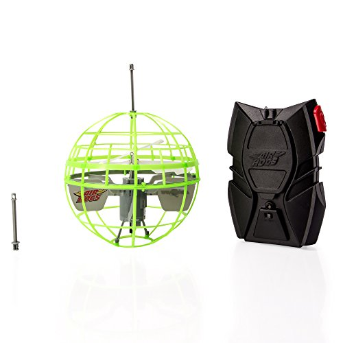 Air Hogs Atmosphere Axis - Green/ Grey by Spin Master
