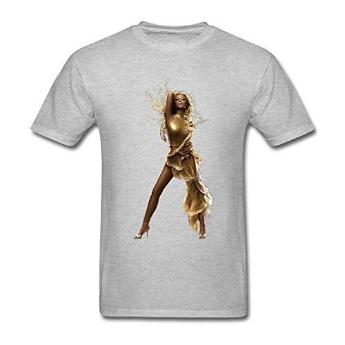 e358d3e02ec20 Customized O Neck T-Shirt for Men Organic Cotton-Mariah Carey Memoirs of An