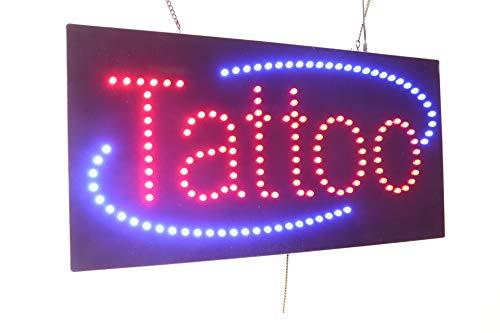 r Hell High Qualität LED Schild Open, Store, Business Zeichen, Fenster Schild ()