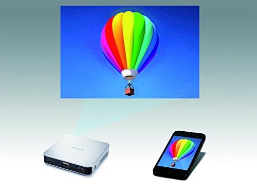 Aiptek MobileCinema i70 DLP Pico Projector