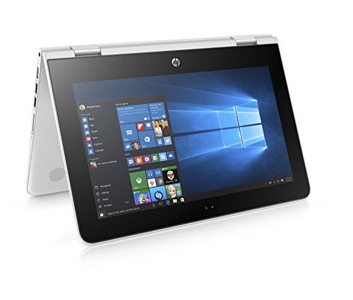 HP Stream x360 11 Celeron 11.6 inch IPS eMMC Convertible White
