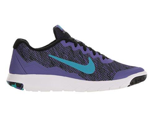 Flex Experience Rn 4 Prem Running Shoe BLACK/PERSIAN VIOLET/WHITE/GAMMA BLUE