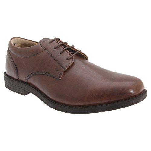 Tred Flex - Chaussures de ville en cuir - Homme Marron