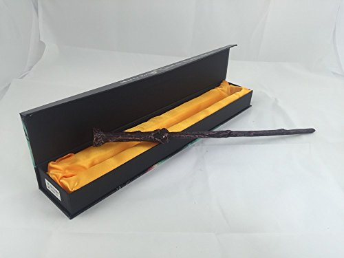 shoperama Harry Potter Zauberstab Voldemort Slughorn Snape Dumbledore Cosplay Kostüm Stab , Namen:Harry Potter