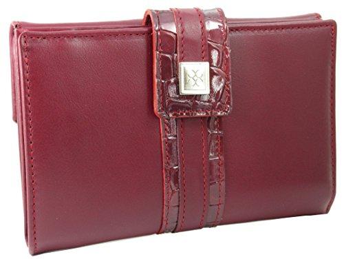 portefeuille-en-cuir-pour-femme-fabriqu-en-espagne-100-cuir-vritable-porte-monnaie-rouge