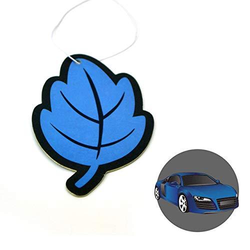 FASHLADY 2 Pezzi Auto Deodorante profumato Carta Appeso per Kia Ceed Cerato Suzuki Grand Vitara Citroen Xsara pio C3 Saab Lada: New