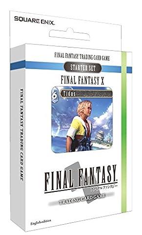Final Fantasy 10x Starter Set Final Fantasy Trading Card Game