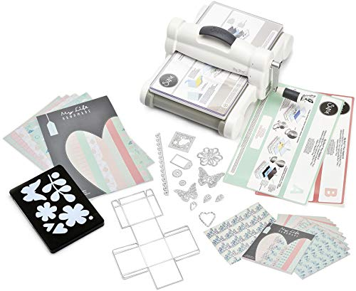 Sizzix Big Shot Plus Starter Kit,...