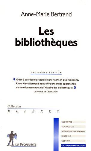 """<a href=""""/node/1918"""">Les Bibliothèques</a>"""