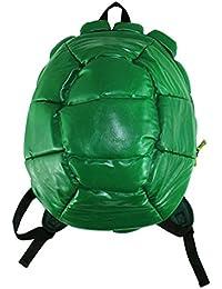 Teenage Mutant Ninja Turtles Turtle Shell Backpack - Comes with all four eye masks!