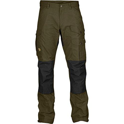 Fjällräven vidda Pro Regular–résistante Pantalon de randonnée Dark Olive