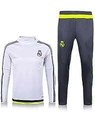 Tenue d'entrainement du club de football Real Madrid CF Saison 20162017Maillot blanc