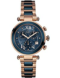 Guess - Gc by reloj mujer sport chic collection lady chic cronógrafo y05009m7