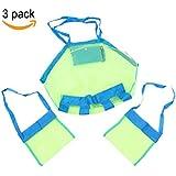 Playa de malla Tote Bag–Bolsa de playa para juguetes/Carcasa Stay Away de arena para la playa, piscina, barco–perfecto para guardar los juguetes de los niños