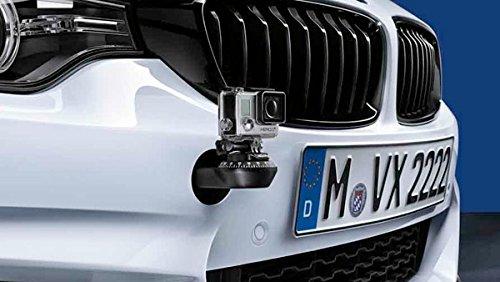 ORIGINALE BMW M Performance Track Fix per GoPro Telecamere per 1er F20F21