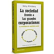 La Sociedad Frente A Las Grandes Corporaciones (Temáticos)