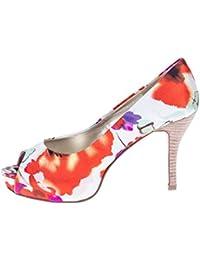 ROBERTO BOTELLA Peep-toes diseño de flores