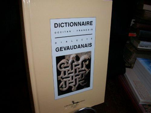 Dictionnaire occitan-français: Dialecte gévaudanais