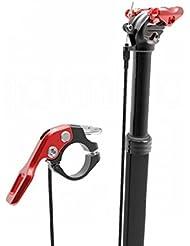 TranzX tige télescopique extérieur 27.2mm 80mm