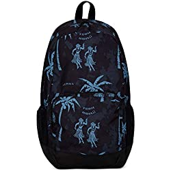 Hurley M Renegade II Aloha Only Backpack Mochilas, Hombre, Black, 1SIZE