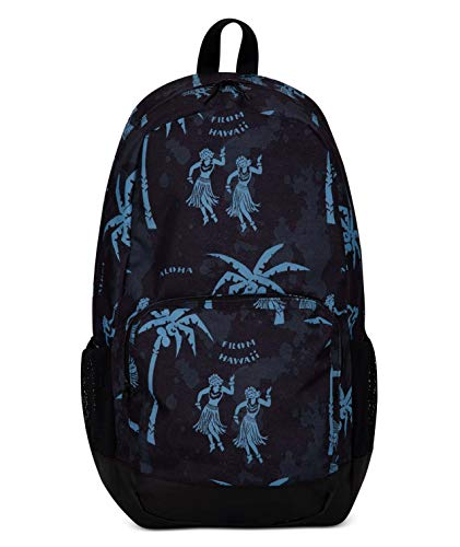 Hurley Herren M Renegade II Aloha ONLY Backpack, Black, 1SIZE -