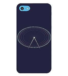 PrintVisa Travel London Eye Art 3D Hard Polycarbonate Designer Back Case Cover for Apple iPod Touch 6