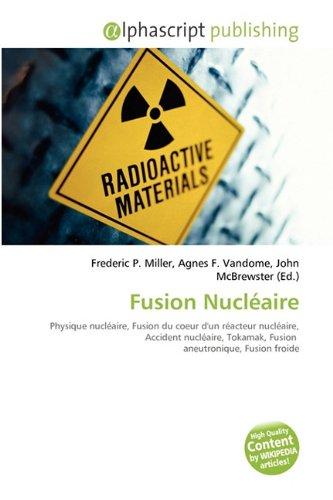 Fusion Nucléaire