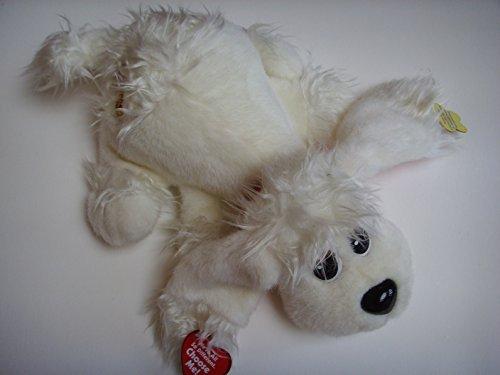 electronic-white-brown-pound-puppy-by-paw-prints