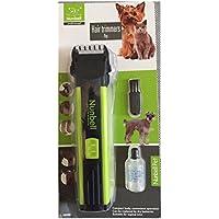 Cortapelos para animales (Cortapelos Esquiladora para pequeñas recortador de perros gatos mascotas pilas (No Incluidas) Animales Cortapelos