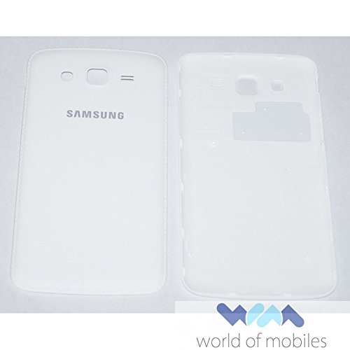 Samsung G7105 Galaxy Grand 2 Akkufachdeckel Original White - Handy Grand Samsung 2