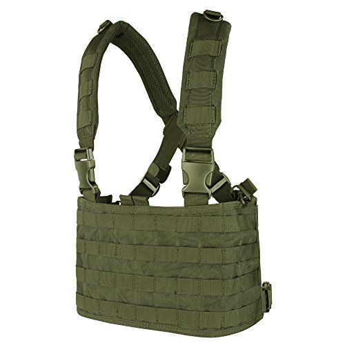 Condor OPS Chest Rig Oliv Drab (Rig Condor Molle Chest)