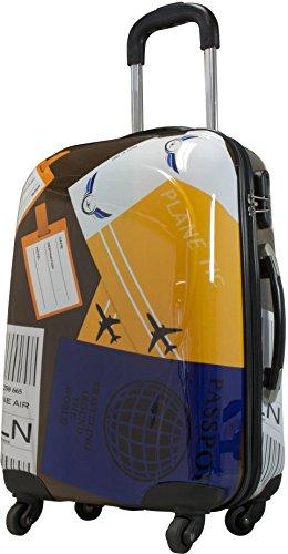 normani ABS Hartschalen Koffer Set Ausführungen Farbe Neapel - 2