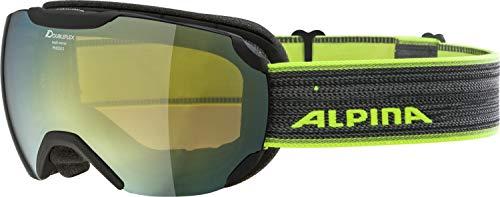 Alpina Skibrille, mehrfarbig