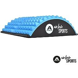 Apollo Rückenstrecker aus leichtem Eva-Material Ergonomisch designter Rücken-Trainer, Wirbelsäulenstrecker gegen Verspannung und Rückenschmerz in Verschiedenen Farben