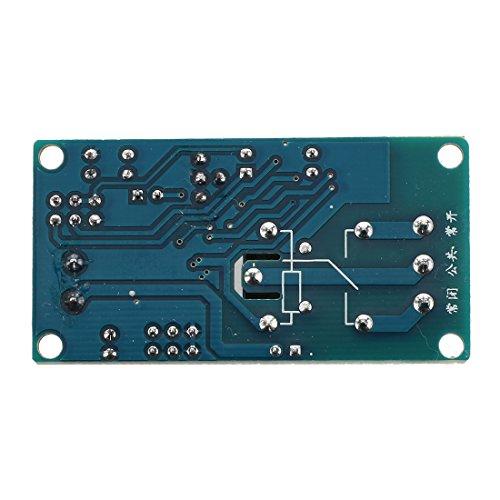 Timer Modul – SODIAL(R)SRD 12V DC-SL-C NC Relais Modul mit 12V DC Verzoegerter Timer - 2