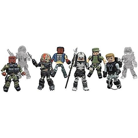Predator Minimates Series 2 Mini Figura (1 Random)