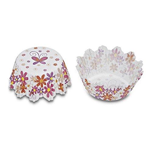 Staedtler Haus Mini Blumen Papier Backblech, Mehrfarbig, 100 -