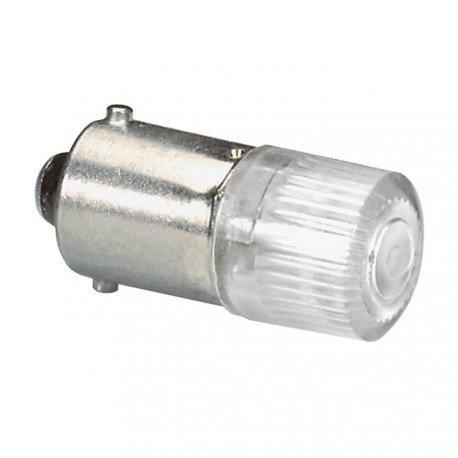 Osmoz Zubehör–Glühbirne BA9s für Kontrollleuchte Monoblock–Rot–Neon–230V ~ Legrand (Neon-kontrollleuchte)
