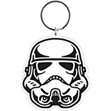 Pyramid International RK38340 - Star Wars Gummi-Schlüsselanhänger Stormtrooper 6 cm