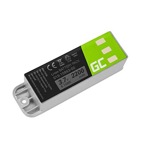 Green Cell Batteria per Garmin Zumo 500 Deluxe (Li-Ion celle 2200mAh 3.7V)