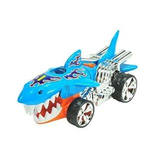 41cm6bH4pWL. SS324  - Hot Wheels 90512 Coche con luz y sonidos SharkRuiser (Extreme Action)