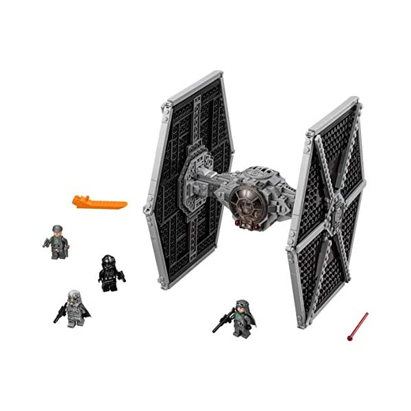 LEGO- Star Wars TMImperial Tie Fighter, Multicolore, 75211 3 spesavip