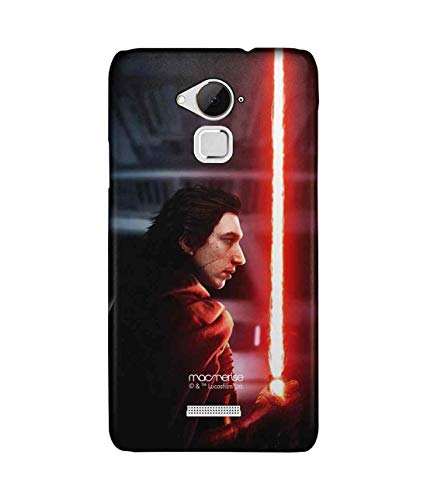 Macmerise Light Saber Red - Sublime Case for Coolpad Note 3 Plus