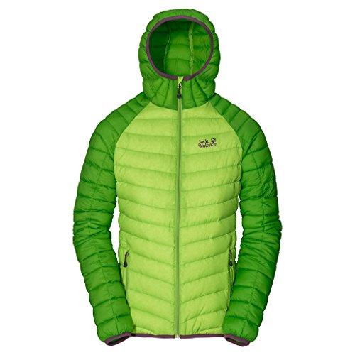 Jack Wolfskin Damen Daunenjacke Zenon XT Jacket Women parrot green