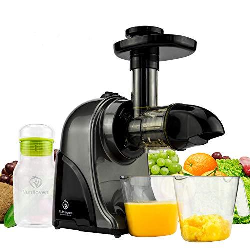 Nutrilovers Slow Juicer GREEN-PRESS - 10