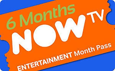 6 Months Sky Entertainment PASS For Now