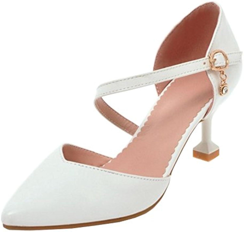 1dac771297ea CUTEHEELS Sandals with Kitten Kitten Kitten Heel and Pointed Toe for  Fashion Women B07FJ6XJZC Parent 643574