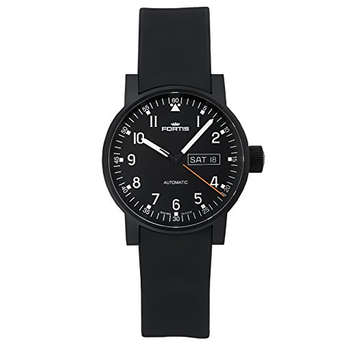 FORTIS Spacematic Limited Edition Automatik Herren-Armbanduhr 623.10.41. SI. 01